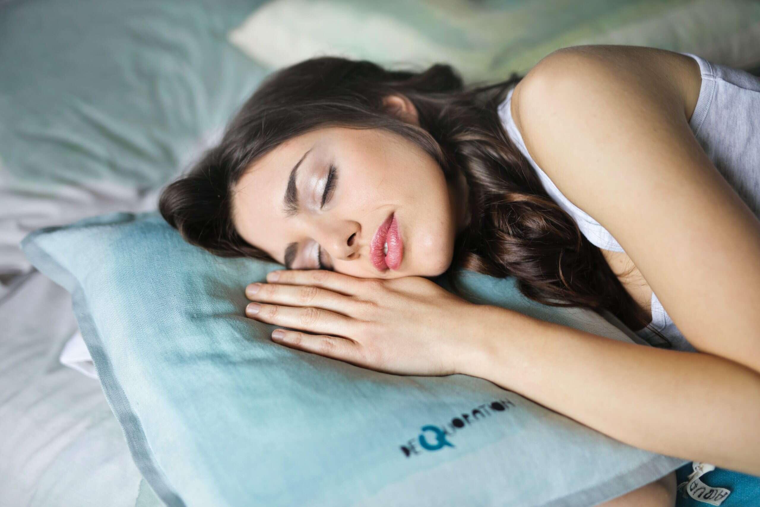 secrets to sleeping better