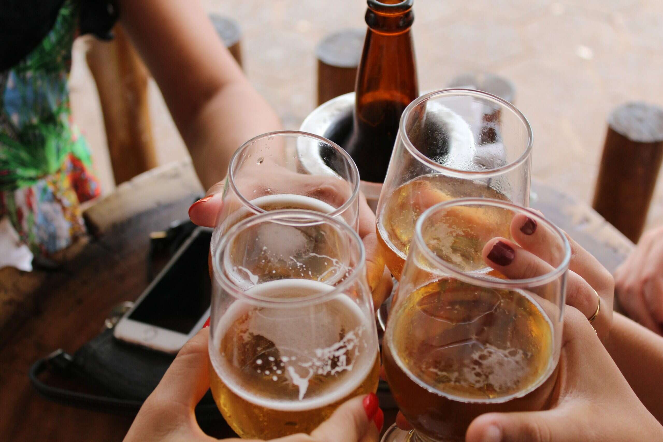 How drinking alcohol affects your health